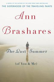 Book Cover for THE LAST SUMMER (OF YOU AND ME)