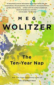 Cover art for THE TEN YEAR NAP