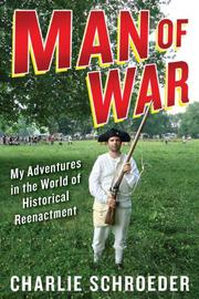 Book Cover for MAN OF WAR