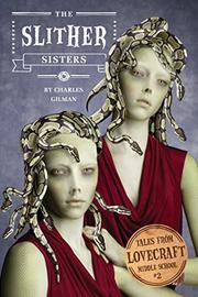 Cover art for THE SLITHER SISTERS