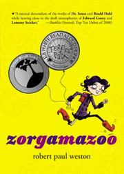 Cover art for ZORGAMAZOO