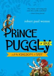 Book Cover for PRINCE PUGGLY OF SPUD AND THE KINGDOM OF SPIFF
