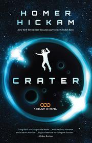 Book Cover for CRATER