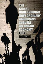 Book Cover for THE MORAL UNDERGROUND