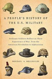 Cover art for A PEOPLE'S HISTORY OF THE U.S. MILITARY