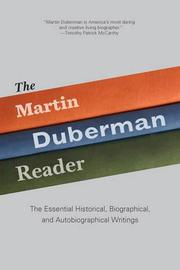 Cover art for THE MARTIN DUBERMAN READER