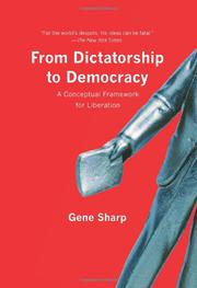 Cover art for FROM DICTATORSHIP TO DEMOCRACY