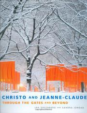 Cover art for CHRISTO AND JEANNE-CLAUDE