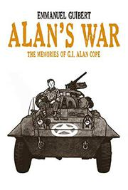 Cover art for ALAN'S WAR