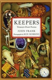 Book Cover for KEEPERS