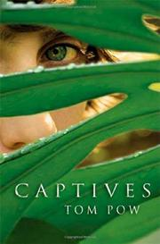 Cover art for CAPTIVES