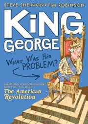 Cover art for KING GEORGE