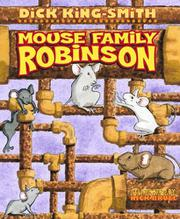 Book Cover for THE MOUSE FAMILY ROBINSON