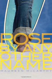 Book Cover for ROSE BY ANY OTHER NAME