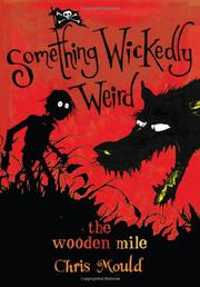 Cover art for SOMETHING WICKEDLY WEIRD