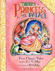 Cover art for THERE'S A PRINCESS IN THE PALACE