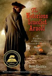 Cover art for THE NOTORIOUS BENEDICT ARNOLD