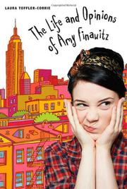 Cover art for THE LIFE AND OPINIONS OF AMY FINAWITZ