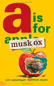 Cover art for A IS FOR MUSK OX