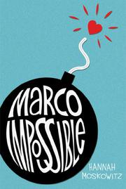 Cover art for MARCO IMPOSSIBLE