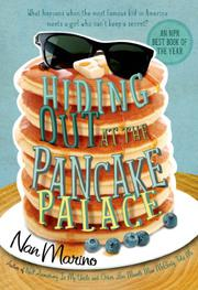 Cover art for HIDING OUT AT THE PANCAKE PALACE