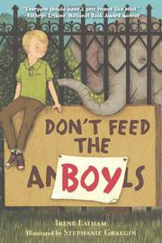 Book Cover for DON'T FEED THE BOY