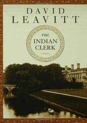 Cover art for THE INDIAN CLERK