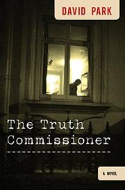 Cover art for THE TRUTH COMMISSIONER