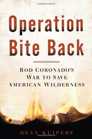 Cover art for OPERATION BITE BACK