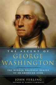 Cover art for THE ASCENT OF GEORGE WASHINGTON