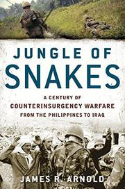 Cover art for JUNGLE OF SNAKES