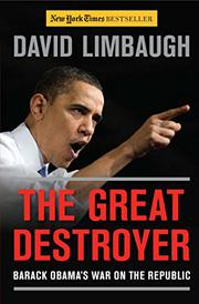 Cover art for THE GREAT DESTROYER