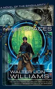 Cover art for IMPLIED SPACES