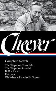 Book Cover for JOHN CHEEVER
