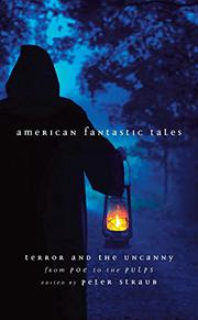 Book Cover for AMERICAN FANTASTIC TALES