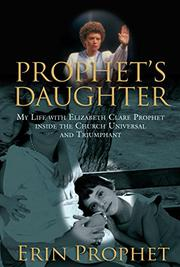 Cover art for PROPHET'S DAUGHTER