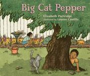 Book Cover for BIG CAT PEPPER