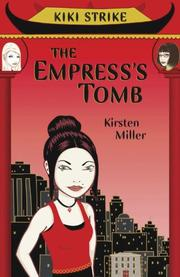 Cover art for THE EMPRESS'S TOMB