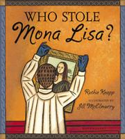 Book Cover for WHO STOLE MONA LISA?