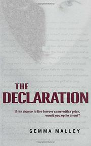 Book Cover for THE DECLARATION