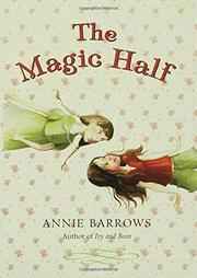 Cover art for THE MAGIC HALF