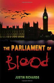 Cover art for THE PARLIAMENT OF BLOOD