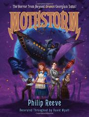 Cover art for MOTHSTORM
