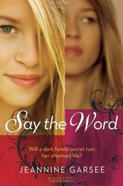 Book Cover for SAY THE WORD
