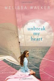 Book Cover for UNBREAK MY HEART