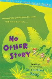 Cover art for NO OTHER STORY