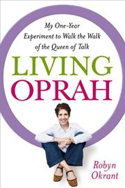 Cover art for LIVING OPRAH