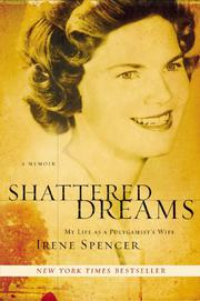 Cover art for SHATTERED DREAMS