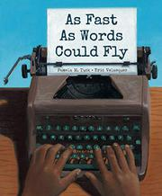 Book Cover for AS FAST AS WORDS COULD FLY
