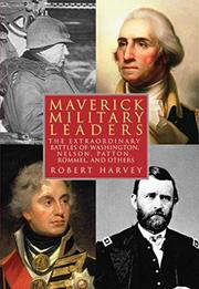 Cover art for MAVERICK MILITARY LEADERS
